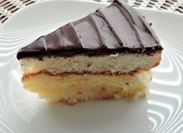 Fatia de bolo