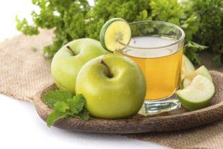 Limonada de maçã: o suco para quem sofre com diabetes