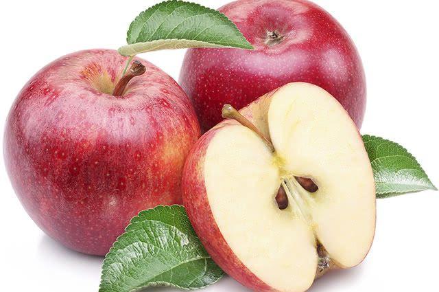 A maçã consegue proporcionar equilíbrio dos níveis de açúcar no corpo