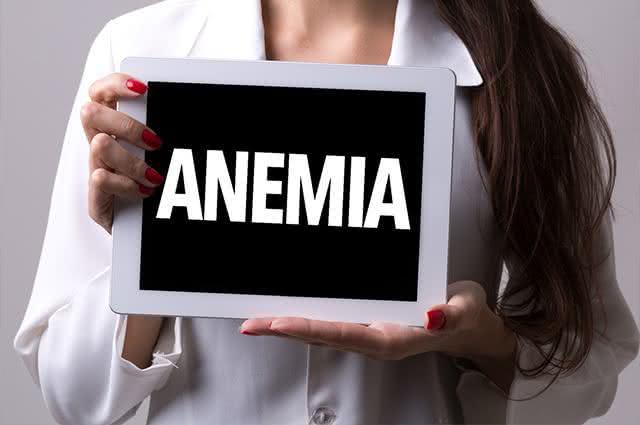 Atenção mulheres! Coquetel de ferro para acabar com a anemia