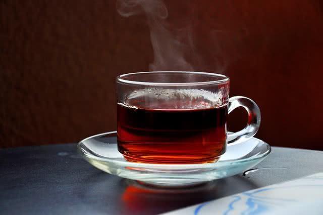 Imagem de xicara de chá