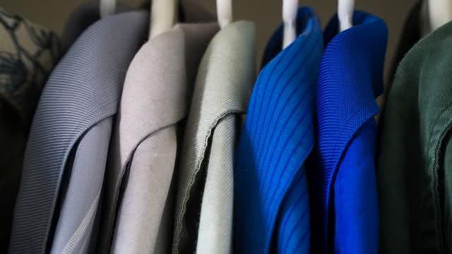 Receita infalível para deixar o guarda-roupas limpo e cheiroso