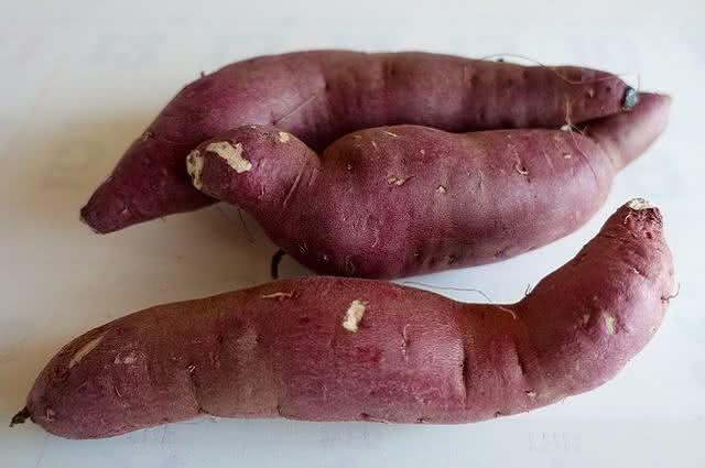 Imagem de batata-doce