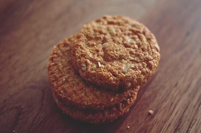 Receita de cookies saudáveis livres de açúcar