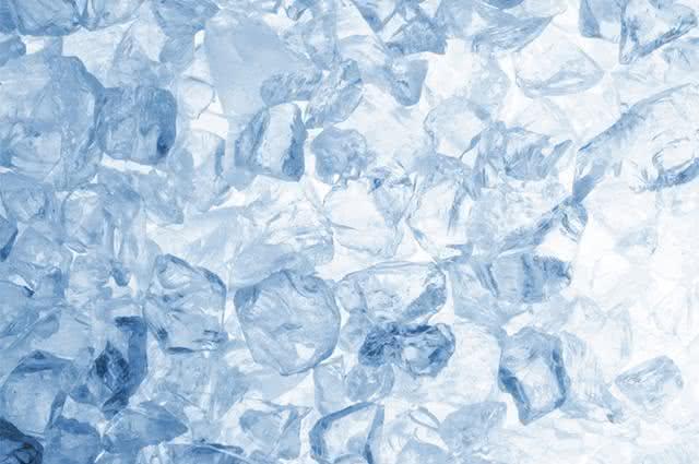 Imagem de cubos de gelo