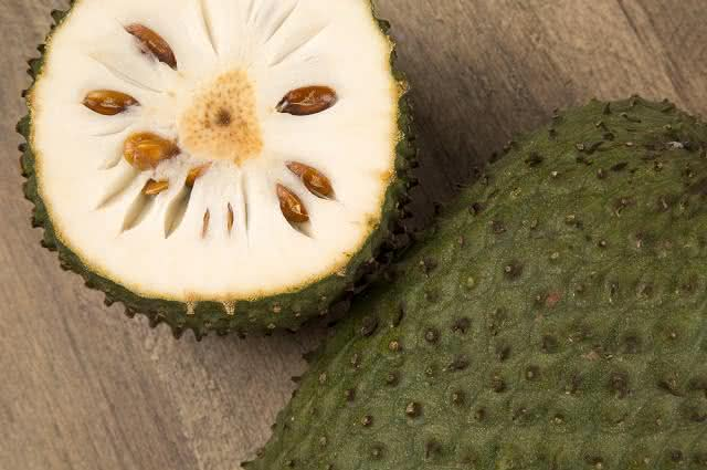 Imagem de fruto graviola