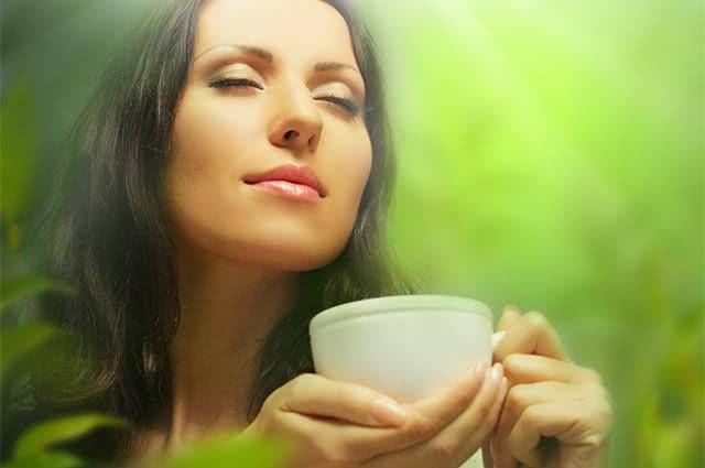 Benefícios místicos dos chás para a alma