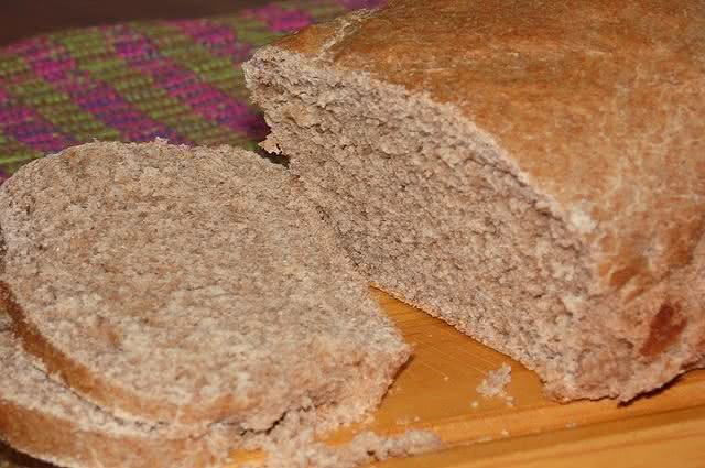 Imagem de pão integral
