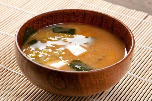 Imagem de sopa missoshiro