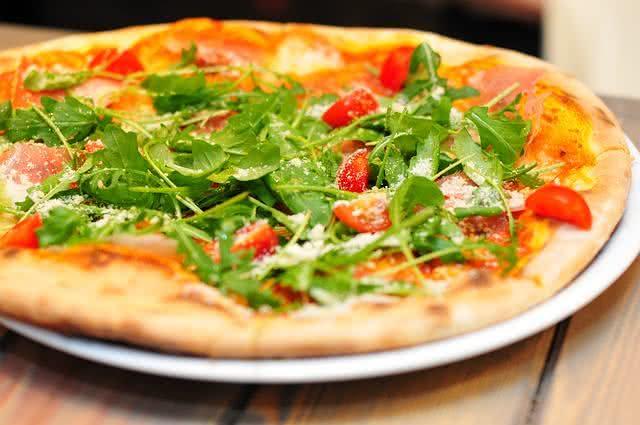 Imagem de pizza