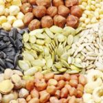 Sementes e brotos para estimular a saúde do organismo