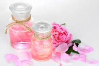 Benefícios do óleo de rosa e semente de erva-doce