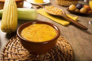 Canjicas que não engordam para fazer e saborear no São João