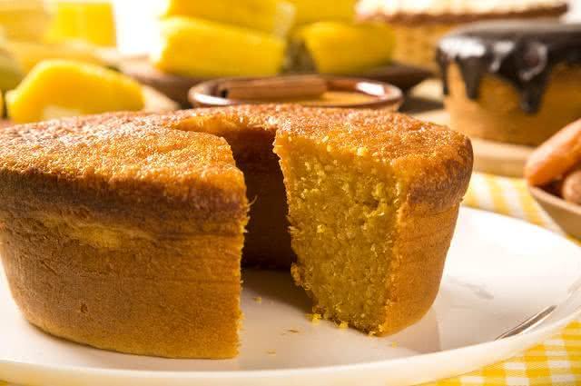 Culinária junina: Conheça deliciosas receitas de bolos de milho que não engordam