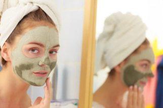 Execute em casa tratamento com argila verde para acabar com a acne