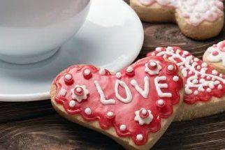 No Dia dos Namorados, faça doces saudáveis para servir ao seu amor