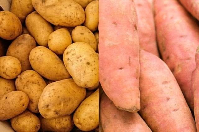 Entenda a diferença entre batata doce e batata inglesa