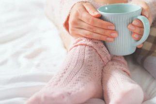 Para o inverno: Conheça o chá capaz de esquentar mãos e pés