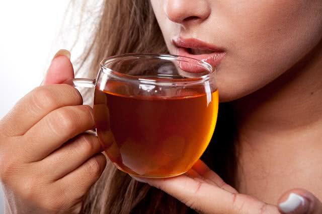 Por quanto tempo posso tomar chá?