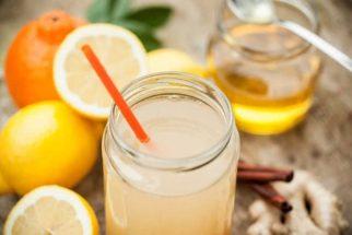 Prepare, em casa, limonada quente com gengibre e mel