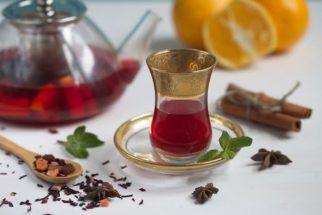 Receita de suco estimulante para tomar no inverno