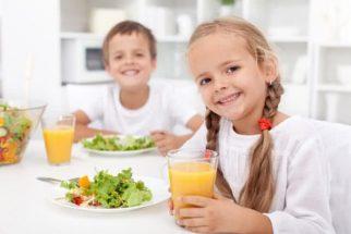 Receitas de lanches nutritivos para servir para os filhos nas férias