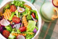 Confira incríveis e saborosas receitas de saladas