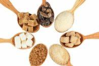 Como posso substituir o açúcar ou adoçante?