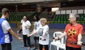 Brasília - No Dia Mundial de Combate à Osteoporose, lembrado neste sábado (20), a Secretaria de Saúde do Distrito Federal, com apoio do Ministério da Saúde, desenvolveu ações para conscientizar a população sobre os cuidados com a doença