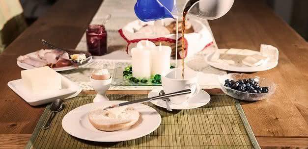 Prepare um café da manhã leve e saboroso no Dia dos Pais
