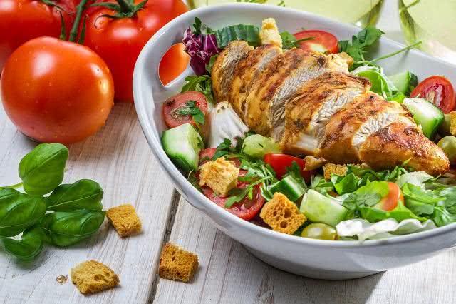 Almoço saudável: cardápio de segunda a sexta-feira