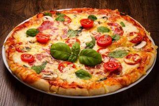 Aprenda receita de pizza com massa de iogurte