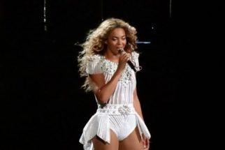 Vegetais são o grande trunfo de beleza da cantora Beyoncé
