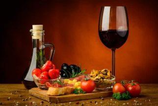 Adote a dieta mediterrânea e diminua o perigo de infarto