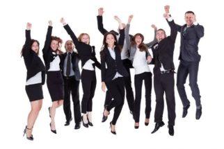 Entusiasmo e gratidão fazem bem no ambiente de trabalho