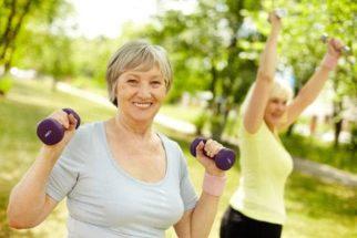 Exercícios aeróbicos aumentam a expectativa de vida de idosos