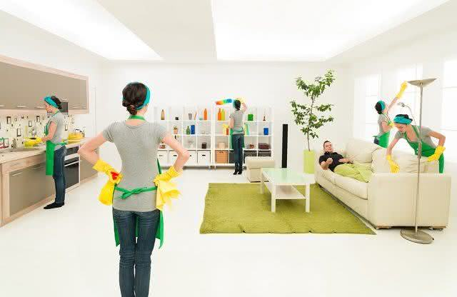 Higienize sua casa e livre sua família de alergias