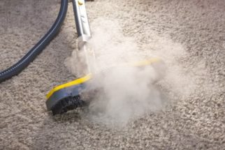 Limpe carpetes e tapetes de forma rápida e fácil, sem danificá-los