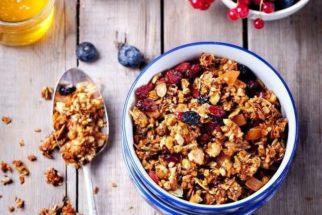 Receita ensina como preparar o próprio cereal sem sair de casa