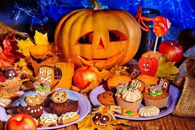 Receitinhas saudáveis para servir no Dia das Bruxas (Halloween)