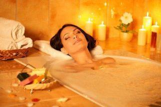 Renove suas energias com um revitalizante banho com sal grosso