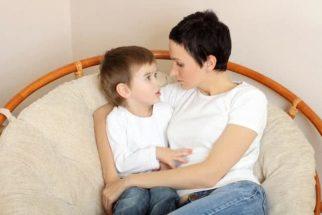 A criança dos dias atuais precisa de muita conversa, amor e bons exemplos