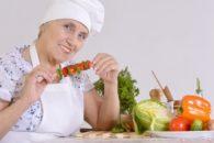 Alimentação vegetariana para idosos pode prevenir doenças