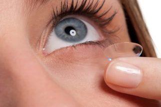 Aprenda a limpar facilmente em casa a sua lente de contato