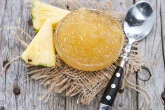 Deliciosa e nutritiva geleia de casca de abacaxi. Aprenda a fazer