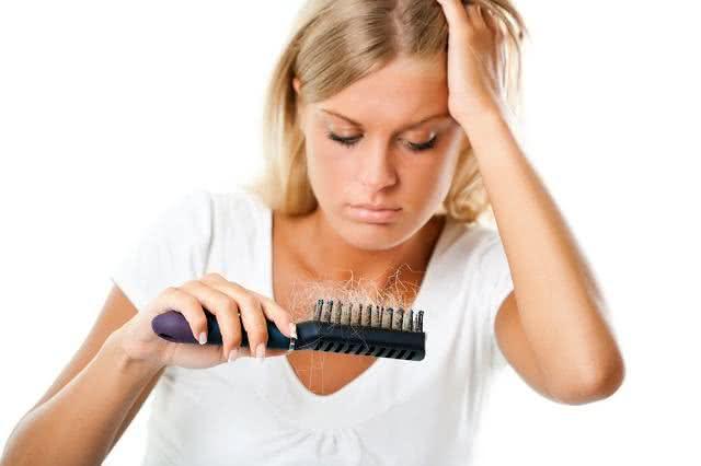 Resultado de imagem para acabe com a queda de cabelos