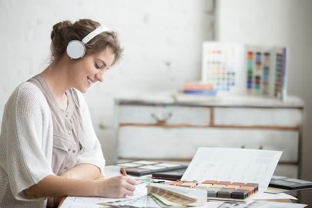 Qual é a música certa para ouvir enquanto trabalho?