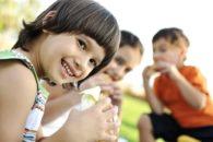 Férias: lanchinhos saudáveis para servir para a criançada