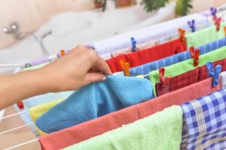 10 dicas infalíveis para quem precisa secar a roupa dentro de casa