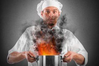 4 passos essenciais para limpar uma panela queimada